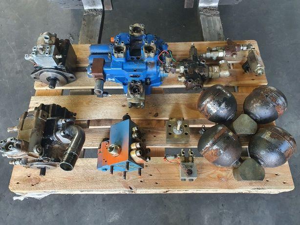 hitachi lx 290 hydraulika komplet pompy hydrauliczne hitachi