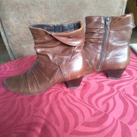 Kozaki buty botki r.40