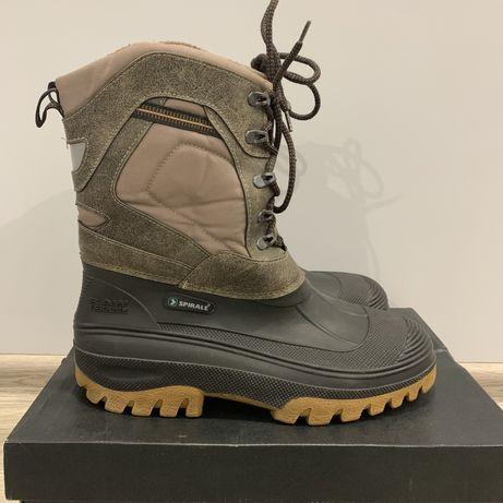 Утепленные ботинки Spirale italy 43 размер Lowa merrell ecco clarks