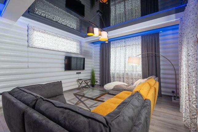Дом под Киевом в долгосрочную аренду с бассейном