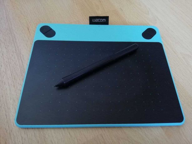 Tablet Graficzny CTH-490AB-S - Intuos Art Pen & Touch Small Niebieski