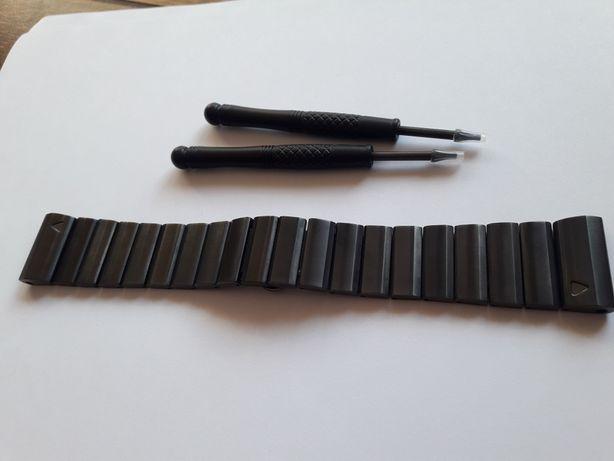 Nowa bransoleta do Garmin fenix 3, 5X plus oryginał 26 mm