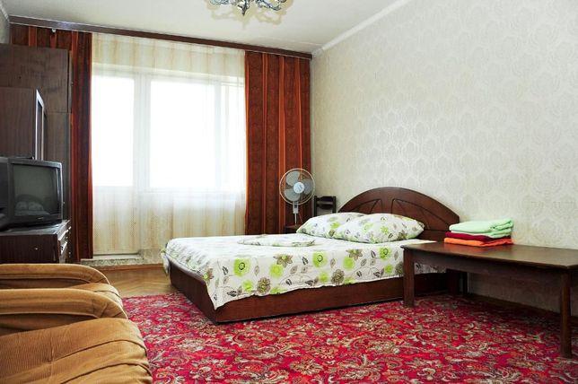 Двухкомнатная квартира, посуточная и почасовая аренда. [Free-Wi-Fi]