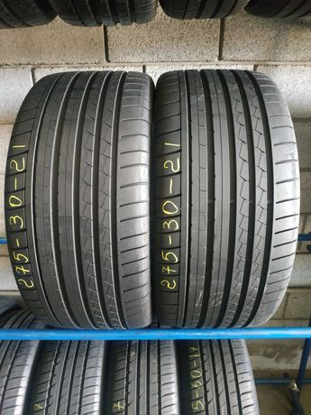 Літні шини 275/30 R21 (98Y) DUNLOP