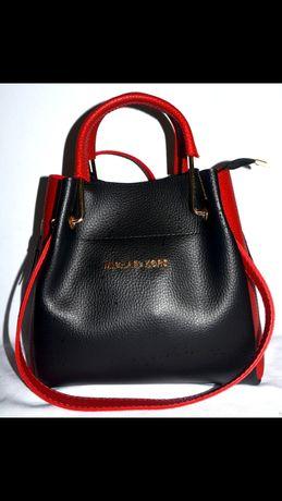 НОВАЯ женская сумка 2 в 1 Michael Kors с косметичкой внутри