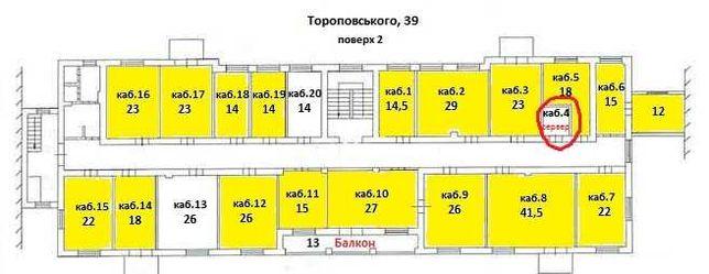 Сдаем серверную 1 м2 ул Тороповского (Дубового) 10 минут к м Дарница