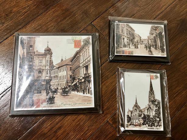 Набор картин Тернополь, картины