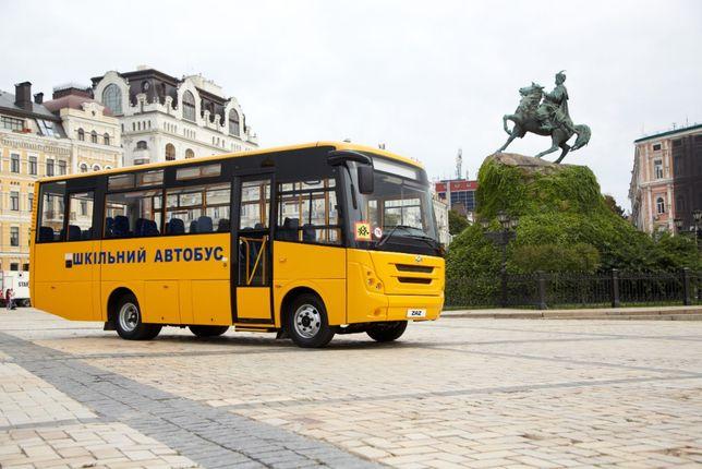 Шкільний автобус ZAZ А08