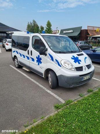 Renault Traffic  Karetka
