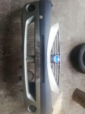 Передний бампер Dacia Logan Renault Logan Дачя Рено Логан