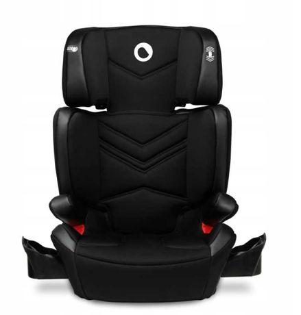 Fotelik samochodowy Lionelo Hugo Isofix 15-36 kg Black