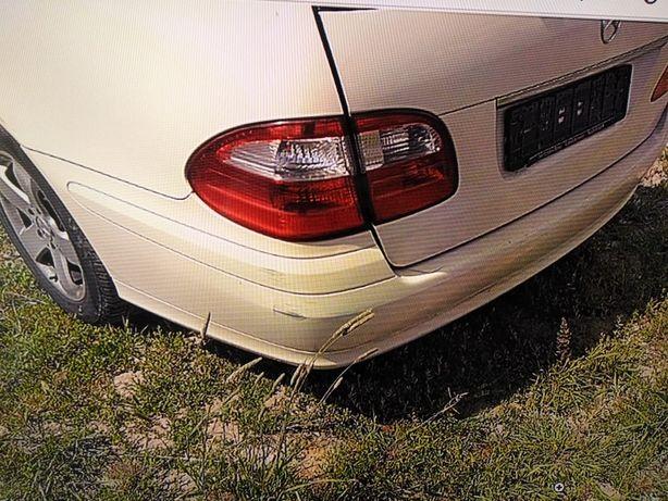 Mercedes E klasa W211 Zderzak Tył tylny stan bdb
