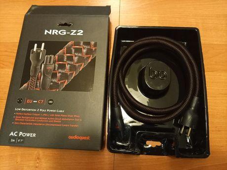 Kabel zasilający Audioquest NRG-Z2 C7 2m