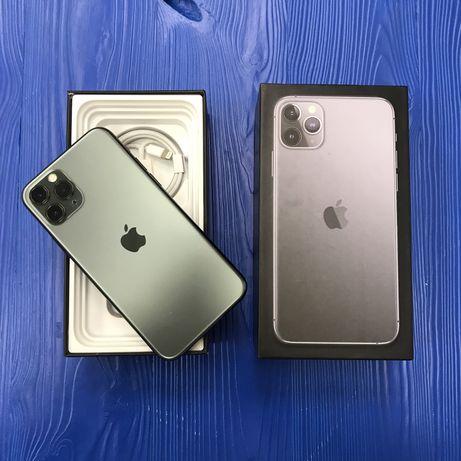 iPhone 11 Pro Max 256 gb neverlock green, Trade-in/рассрочка/гарантия