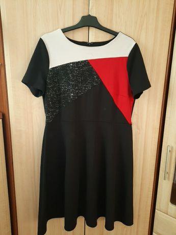 Плаття батал,плаття геометрія, сукня Debenhams