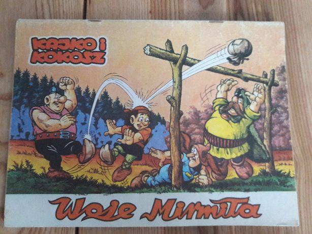 Kajko i Kokosz Woje Mirmiła Wyd.I 1988r.