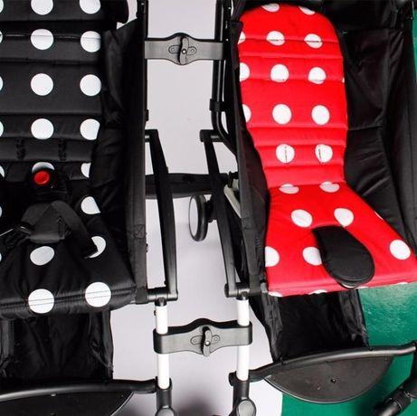 сцепление для 2 колясок,аксессуары yoya.йойа,двойня,близнецы