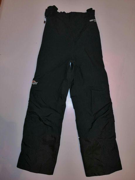 GORE-TEX Lowe Alpine spodnie trekkingowe,4f,nike,norrona,roz.XS/S