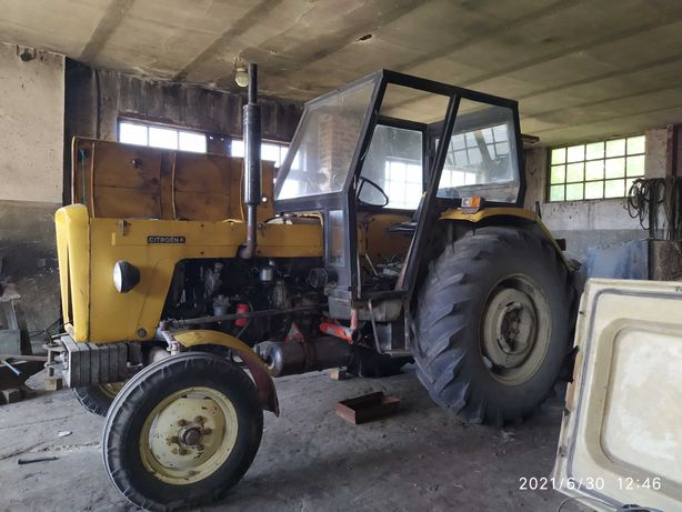 Ciągnik Rolniczy Ursus C 360-3P.