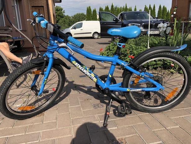 """Продам дитячий велосипед Bergamont Bergamonster 20"""""""