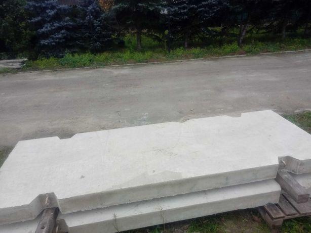 Betonowe Plyty drogowe 3x1m