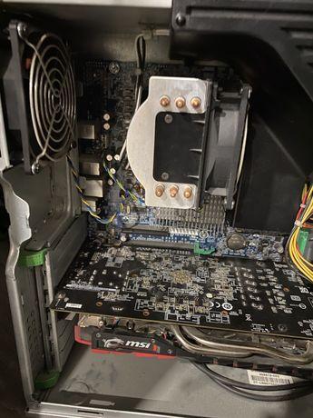 Игровой пк! Rx 470, SSD