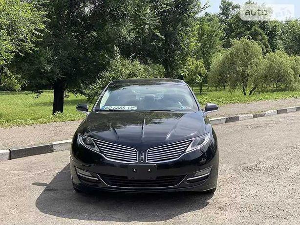 Lincoln Hybrid MKZ