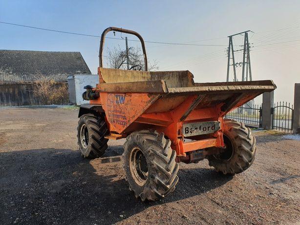 Wozidło budowlane Barford 6 ton ,Thwaites, Benford, Terex, Ausa, Neuso