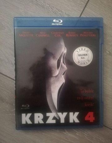 Film Krzyk 4 blu ray