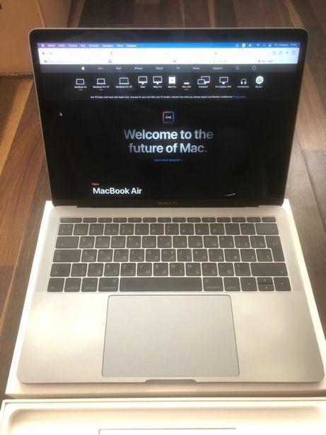 "APPLE MacBook Pro 2017 A1708 Retina 13"" (MPXQ2UA/A). Цвет Space Gray."
