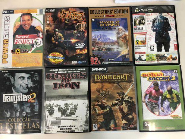 Jogos PC antigos