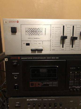 Diora Magnetofon Stereofoniczny Model: DECK MDS 446