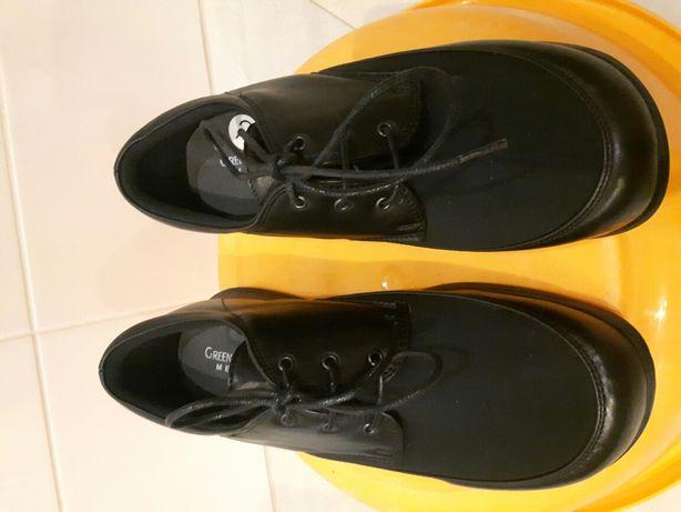 Medyczne buty skóra roz. 38.5