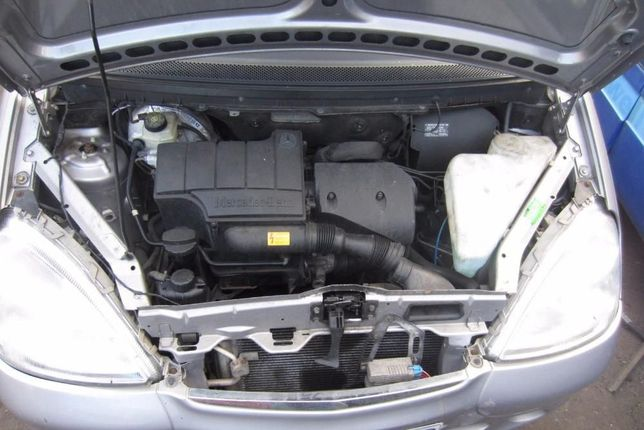Motor 1.6 - Mercedes Classe A160 (W168) e Vaneo (1689cc)