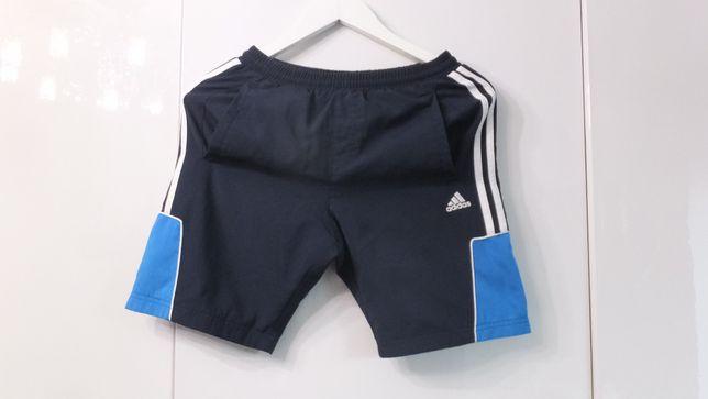adidas climalite р. 128 - 152 на 8 9 10 11 12 лет спортивные шорты