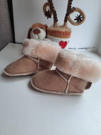 Обувь для самых младших