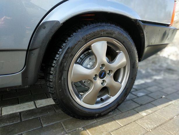 Диски Fiat Speedline R15 4x98, резина 185/55.