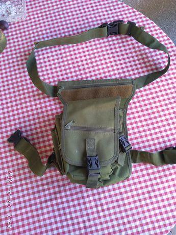 Сумка, рюкзак военная