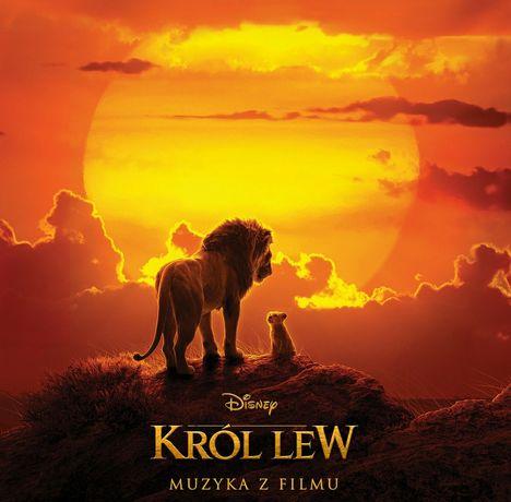 Król Lew Soundtrack CD disney muzyka z filmu