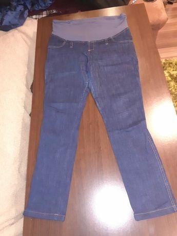 Spodnie ciążowe jeansy Branco xxl