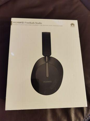 nowe słuchawki HUAWEI Freebuds Studio ANC Czarny