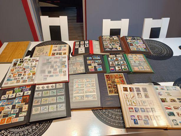Stare znaczki pocztowe kolekcjonerskie