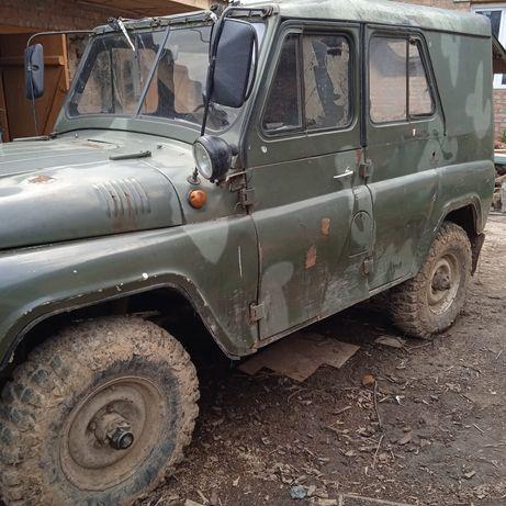 Продам УАЗ 469 дизель