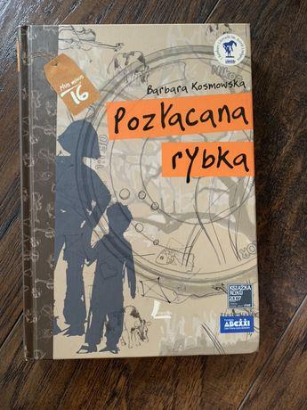 Pozłacana Rybka B.Kosmowska