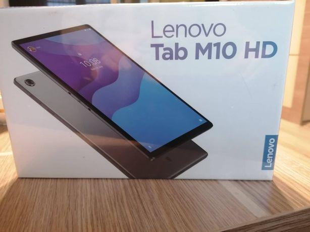 Tablet Lenovo TAB M10 HD nowy - 24 miesiące gwarancji