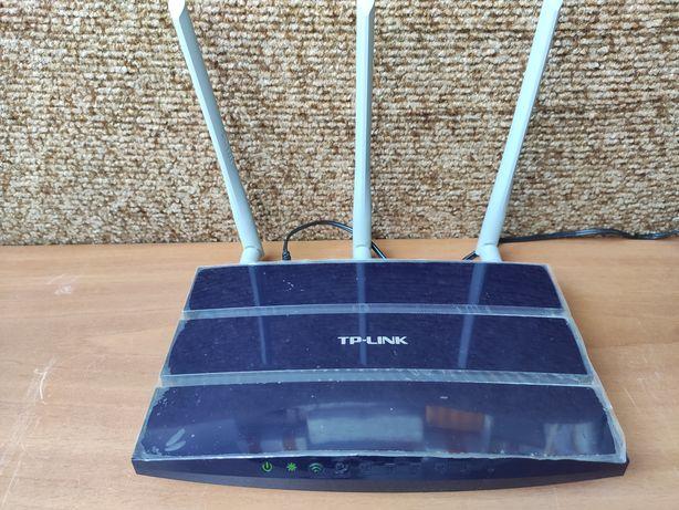 WiFi роутер тп линк TP Link TL-WR1043ND Ver.2.1 гигабитный с USB