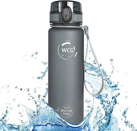 Бутылка для воды WCG Grey 1 л
