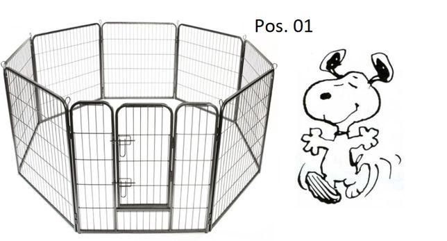 Cerca movel novas para cães ou outros animais