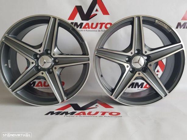 Jantes Mercedes W205 AMG 18