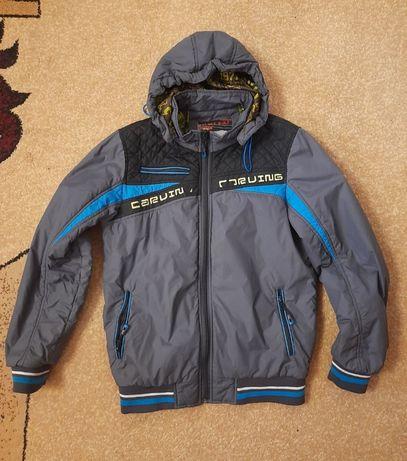 Куртка, курточка лёгкая, ветровка для мальчика 10-11 лет